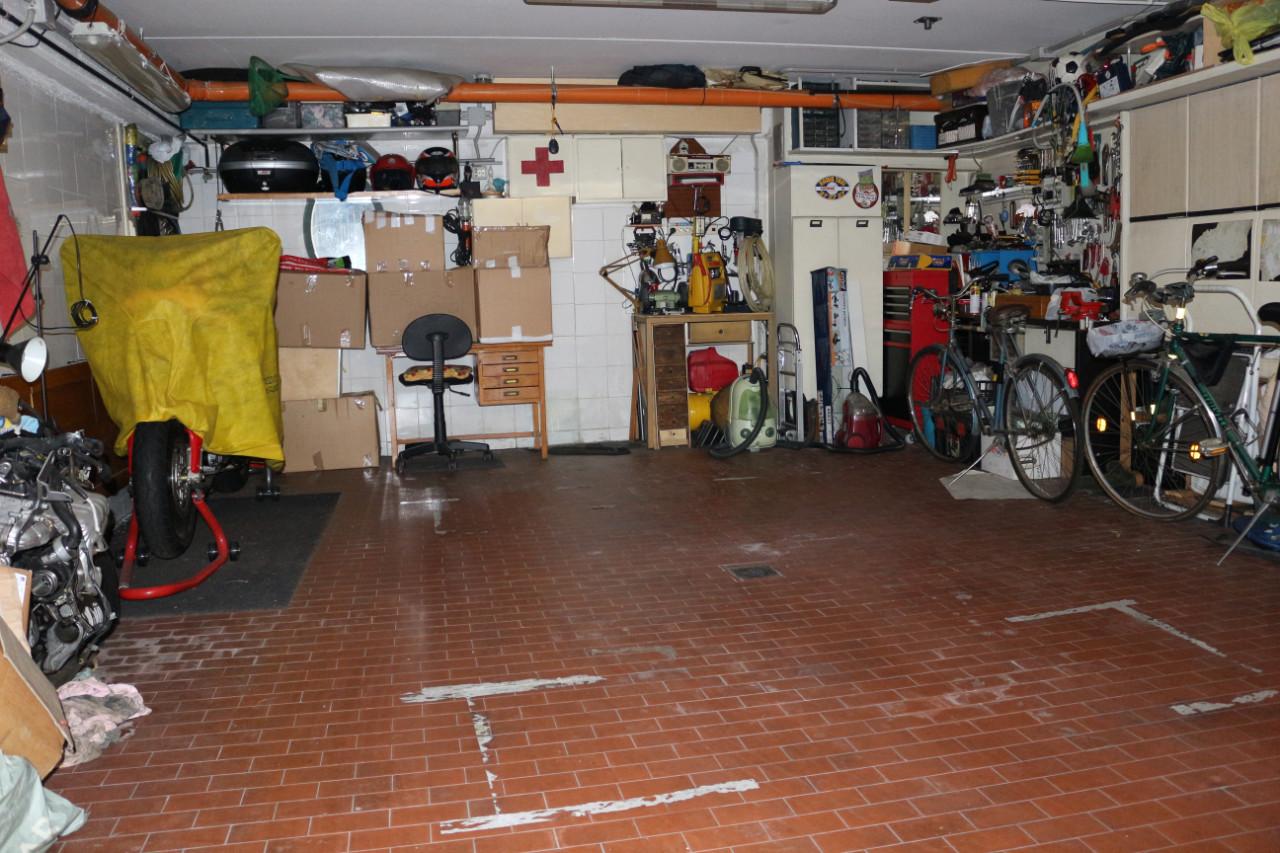 Garage in vendita Bologna Massarenti