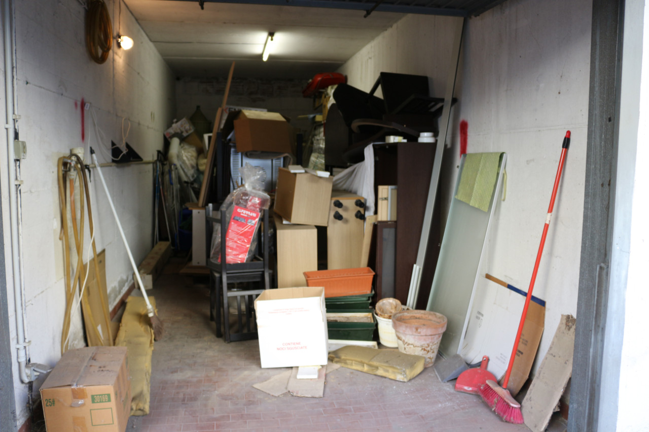 Garage in vendita San Lazzaro Zona La Cicogna
