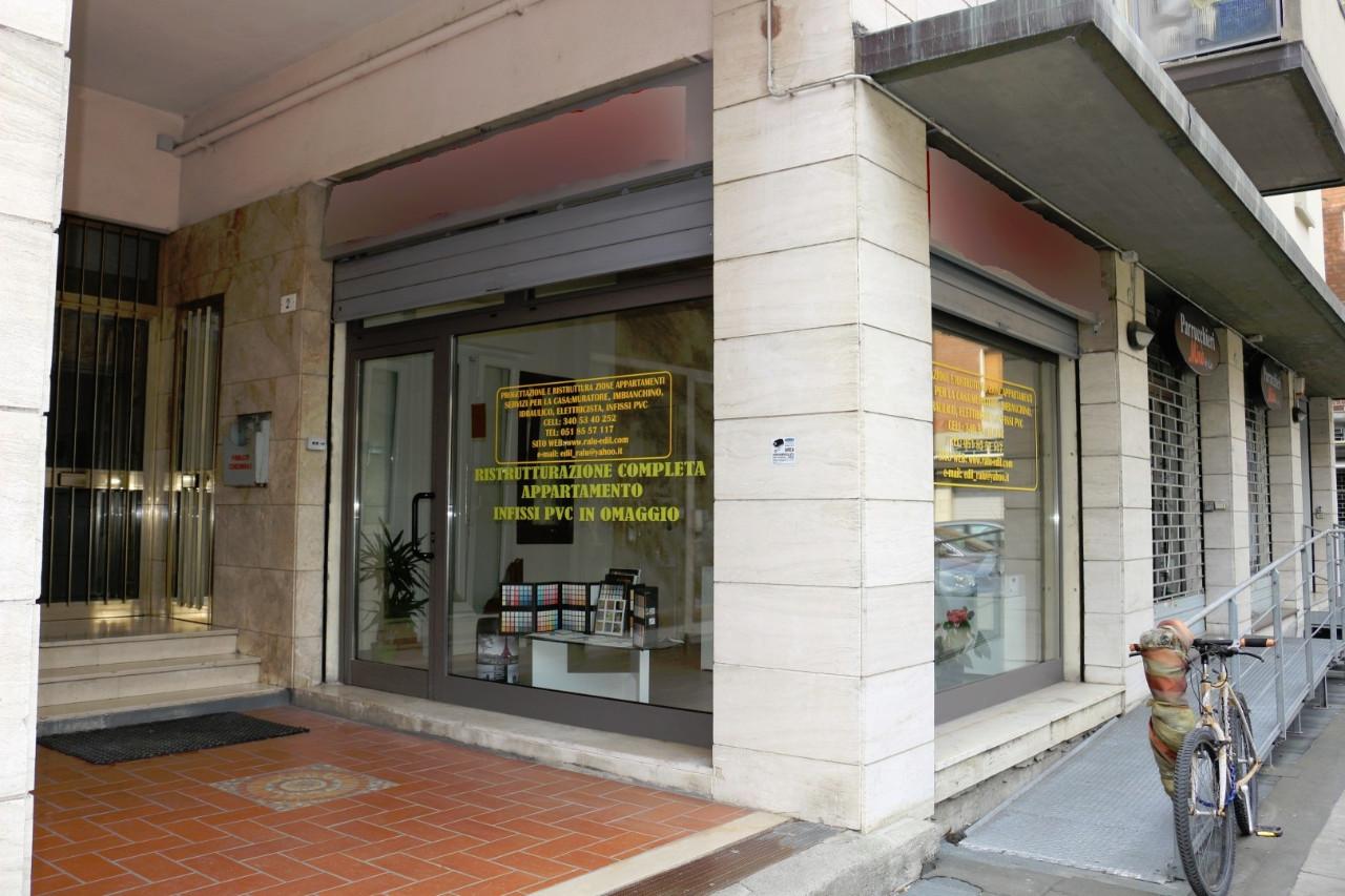 Negozio in affitto Bologna Zona Borgo Panigale