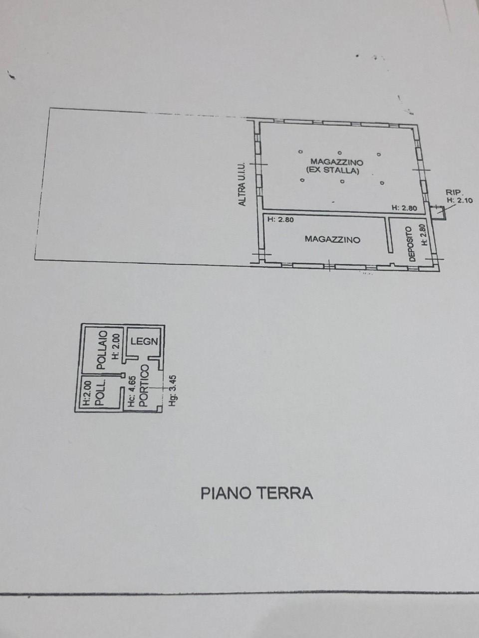 Rustico in vendita Reggio Emilia Zona Masone