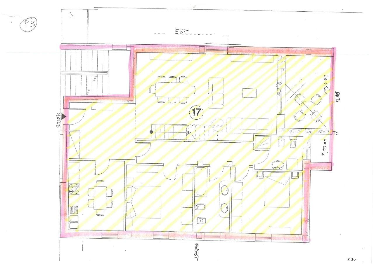 Appartamento in vendita Reggio Emilia Zona Viale Umberto I