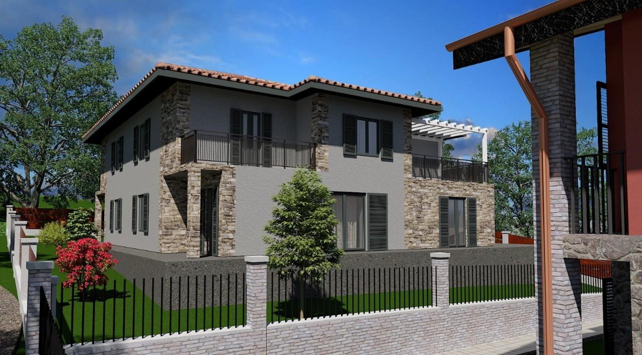 Villa Bifamiliare in vendita Vezzano sul Crostolo