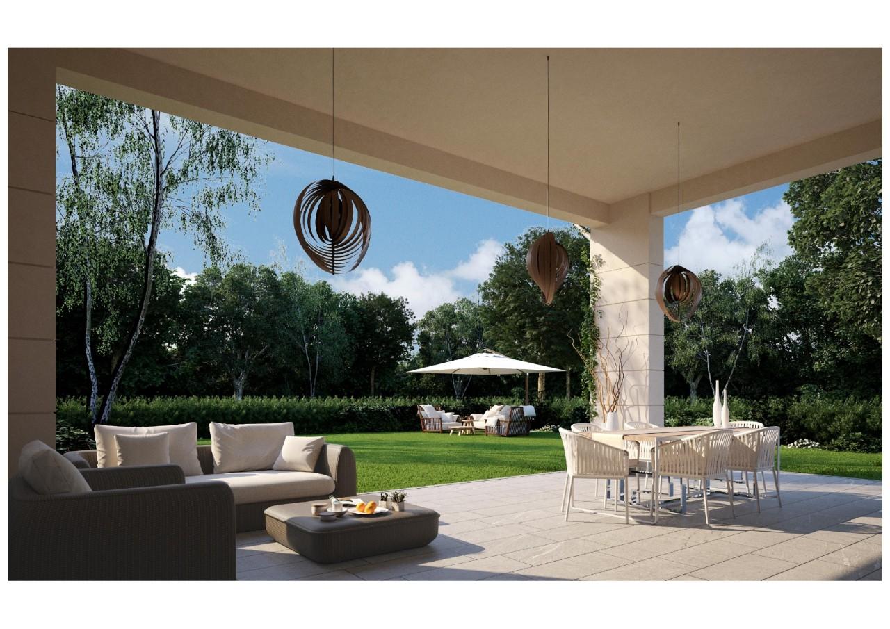 Villa Bifamiliare in vendita Reggio Emilia Zona Canalina