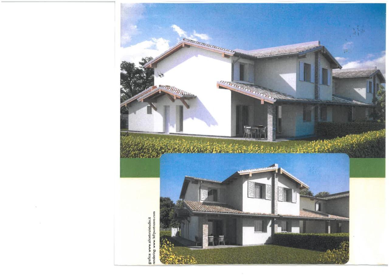 Villa Abbinata in vendita Reggio Emilia Zona Gavassa