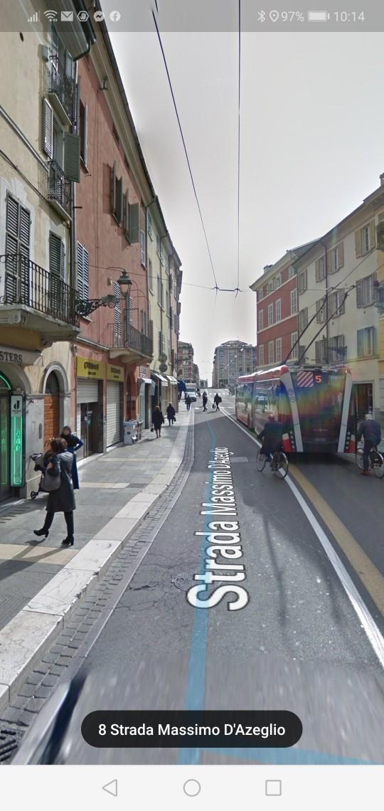 Negozio in affitto Parma Zona Oltretorrente