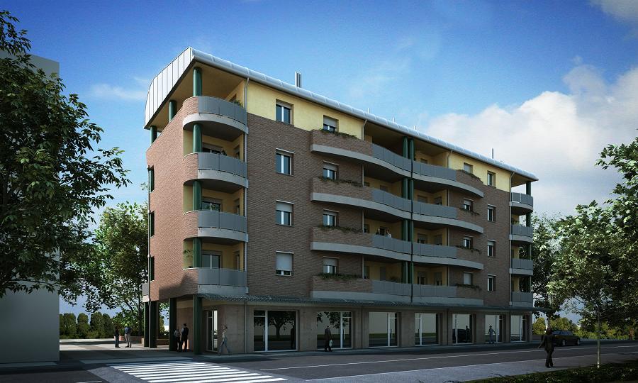 Ufficio in vendita Bologna Zona Massarenti